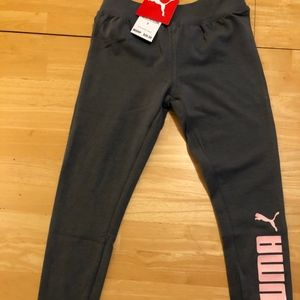 Brand New Athletic Puma Sweats